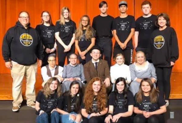 State One Act competition